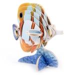 3D Sestavljanka Riba