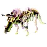 3D Sestavljanka Triceratops