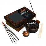Cokoladni masazni set